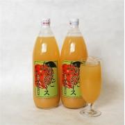 りんごジュース 2本(1L)