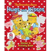 The Berenstain Bears Hugs and Kisses Sticker and Activity Book, Paperback