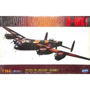 Crown 1:144 Avro Lancaster Royal Air Force Heavy Bomber B-Mk.1 Plastic Kit #443