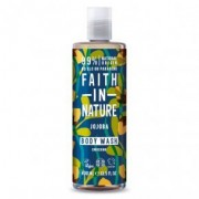 Faith in Nature Jojoba tusfürdő - 400ml
