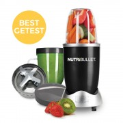 NutriBullet 600 Series - Blender - 8-delig - Zwart