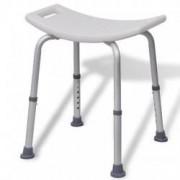 Mobilex Duschpall med svängd sits
