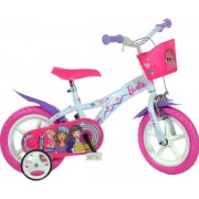 "Bicicleta copii Dino Bikes, Roti 12"", Barbie"