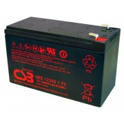Baterija za UPS 12V 7.2Ah olovna Vrla, CSB 12360
