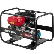 HONDA Agregat prądotwórczy EC 3600 Raty 10 x 0% | Dostawa 0 zł | Dostępny 24H | Gwarancja 5 lat | Olej 10w-30 gratis | tel. 22 266 04 50 (Wa-wa)