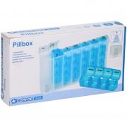 Comfort Aid Medicijnen doos/pillendoos 7 daags Engels 20 cm