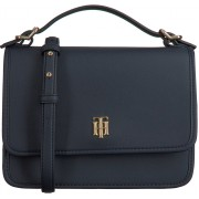 Tommy Hilfiger Blauwe Tommy Hilfiger Schoudertas Th Chic