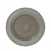 Riverdale Ontbijtbord Metz soft grijs 22cm
