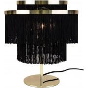 Globen Lighting Bordslampa Frans, Svart