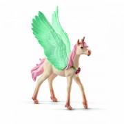 Manz unicorn decorat