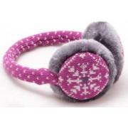 Słuchawki przewodowe Puchate Media-Tech NS-01 Fioletowe (MT5350V)