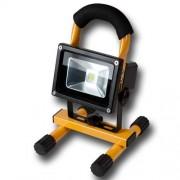 Max 24762 Stavební reflektor LED 10W akumulátorový