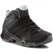 Обувки adidas - Terrex AX2R Mid GTX W GORE-TEX AC8060 Cblack/Cblack/Ashgrn