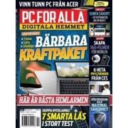 Tidningen PC för Alla 3 nummer