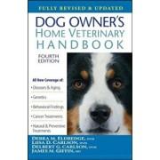 Dog Owner's Home Veterinary Handbook, Hardcover/Debra M. Eldredge