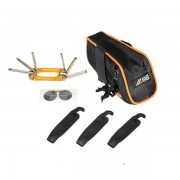 Bike Kit Bag Multifunctional Folding Tool Mountain Bike Repair Tools Bicycle Repair Kit