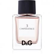 Dolce & Gabbana D&G Anthology L'Imperatrice 3 eau de toilette para mujer 50 ml