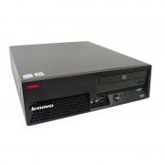 Calculator Lenovo ThinkCentre M55 SFF, Intel Core 2 Duo E6300 1.86GHz, 2GB DDR2, 80GB, DVD-ROM