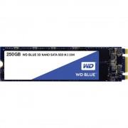 WD WDS250G2B0B unutarnji M.2 SATA SSD 2280 250 GB Blue™ maloprodaja M.2 SATA 6 Gb/s