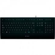 Клавиатура Logitech Keyboard K280e, OEM - 920-005217