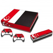 MicroSoft Singapore Vlag patroon Stickers voor Xbox One Game Console