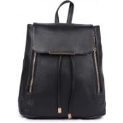 Marissa MS7003-BLACK 5 L Backpack(Black)