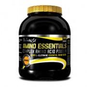 BioTech USA Amino Essentials citrom - 300g
