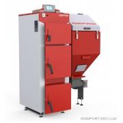 Defro KOMFORT EKO LUX automatický kotol na uhlie a drevo 25kW