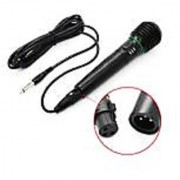 Corded Microphone Mic For Karaoke Singing and DJ
