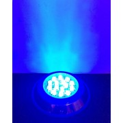 15W 12V Blue Color Underwater Swimming Pool LED Light