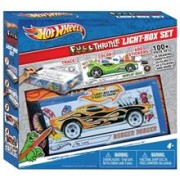 Hot Wheels Caseta Luminoasa - Fashion Angels