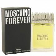 Moschino Forever For Men By Moschino Eau De Toilette Spray 3.4 Oz