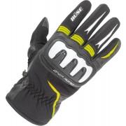 Büse Open Road Gloves Black Yellow M