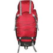 Entire Delta Champion Rucksacks Bag 60 Liters Rucksack - 60 L(Red)