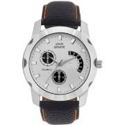YGREE Analo gue White Dial Men's Watch(LG-MW-B-WHITE-051)