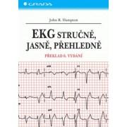 EKG stručně, jasně, přehledně - , 1 ks