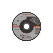 Disco de Corte P/Inox 125Mm Gr.60 Bosch Preto