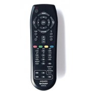 Sharp Aquos LED TV távirányító