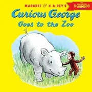 Curious George Goes to the Zoo, Paperback/H. A. Rey