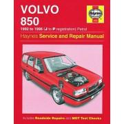 Haynes Workshop manual Volvo 850 Essence (1992-1996) 3260