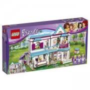 Конструктор ЛЕГО Френдс - Къщата на Stephanie, LEGO Friends, 41314