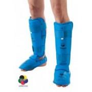 Tibiere + botosei TOKAIDO WKF Approved marimea L albastre