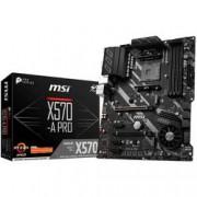 MSI Gaming Základní deska MSI Gaming X570-A Pro Socket AMD AM4 Tvarový faktor ATX Čipová sada základní desky AMD® X570