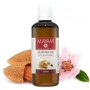 Ulei de migdale dulci, rafinat 100 ml Mayam