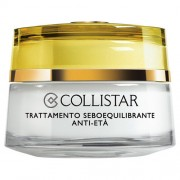 Collistar Anti-Age Sebum Balancing Treatment Mixed And Oily Skin 50Ml Per Donna (Cosmetic)
