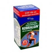 Kobralgin tabletta - 100db