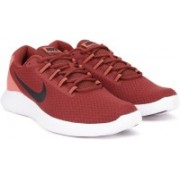 Nike LUNARSTELOS Running Shoes For Men(Maroon)