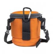 Crumpler Base Layer Lens Case S burned orange BLLC-S-003 žarko narančasta torba za fotoaparat BLLC-S-003