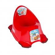 TEGA BABY Nočník Cars červený