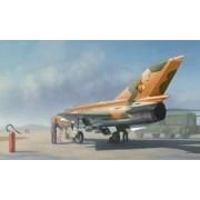 Trumpeter Radziecki myśliwiec MiG-21MF Fishbed J w skali 1;48 do sklejania